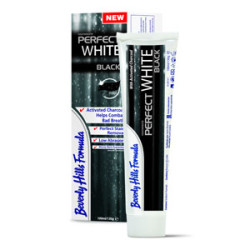 BEVERLY HILLS FORMULA, PERFECT WHITE BLACK