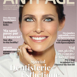 THE PRESTIGIOUS ANTI-AGE MAGAZINE NOW IN GREEK FOR GREECE AND CYPRUS