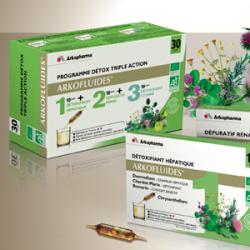 ARKOPHARMA Organic Arkofluids