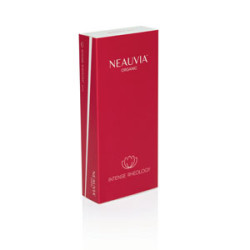 NEAUVIA Organic, the evolution of fillers containing hyaluronic acid.