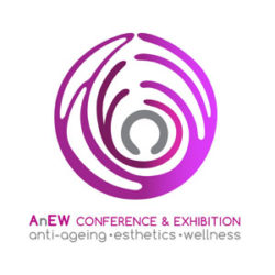 AnEW trade: aesthetics, anti-aging and wellness.