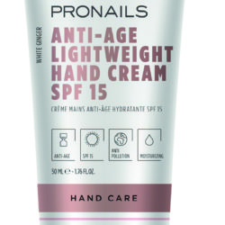 ANTI-AGE LIGHTWEIGHT HAND CREAM SPF 15, PRONAILS