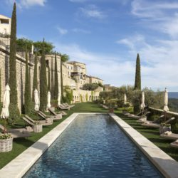 A complete makeover at Spa Sisley, La Bastide de Gordes, France