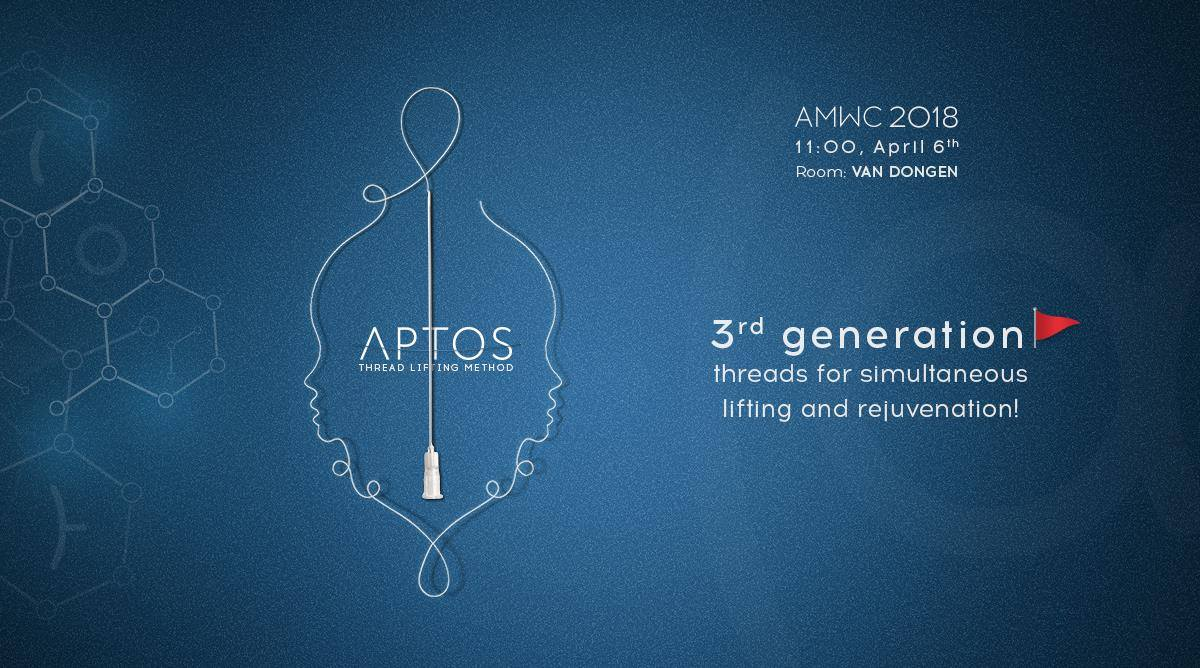 3rd Generation Aptos threads – Global Presentation on AMWC '18