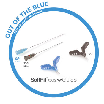 SoftFil® EasyGuide: for easy injections… and much more!
