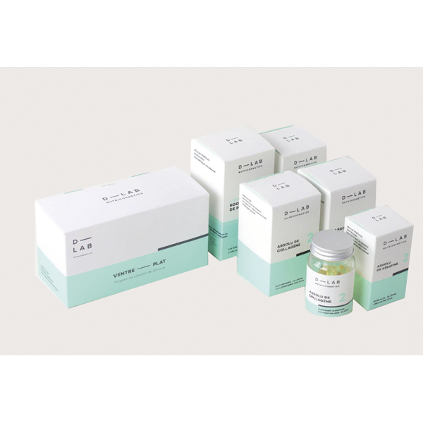 D-LAB NUTRICOSMETICS: A new perspective for nutricosmetics
