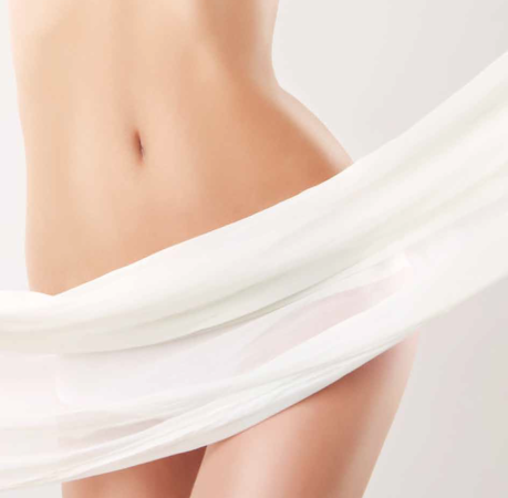 How to get rid of fat bulges using the cold: Cryolipolysis.