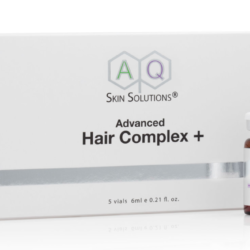 Select growth factors Hair complex: stimulates hair growth