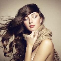 Treating skin aging