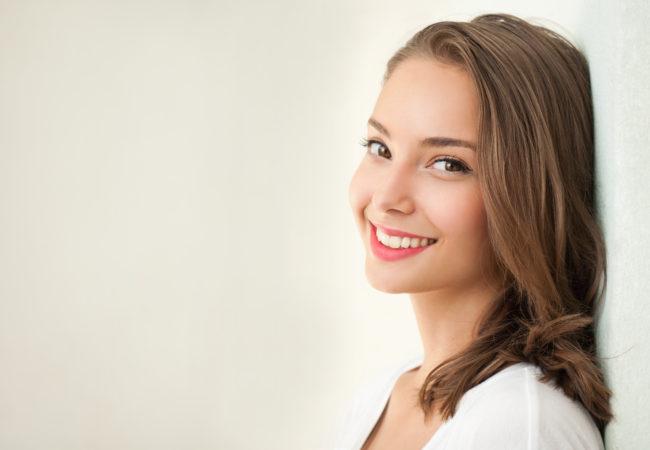 Beautiful teeth, beautiful face?