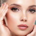 A topical cosmetic treatment to reduce the volume of an injection